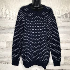 Tommy Hilfiger oversized chunky knit sweater